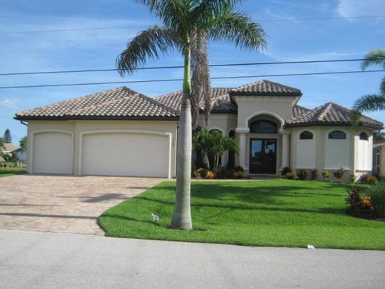 This home at 1729 SW 51st St., Cape Coral, recently