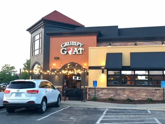 The Grumpy Goat Tavern on Mills Civic Pkwy in Wes Des Moines.