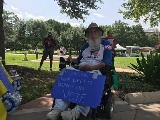 Bob Kafka, an advocate for people with disabilities