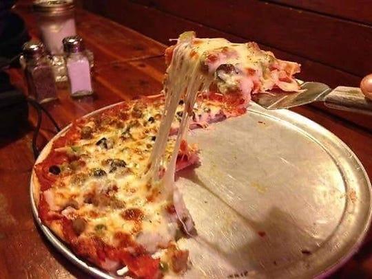 La Pizza Cellar in Rockaway Beach has been in business