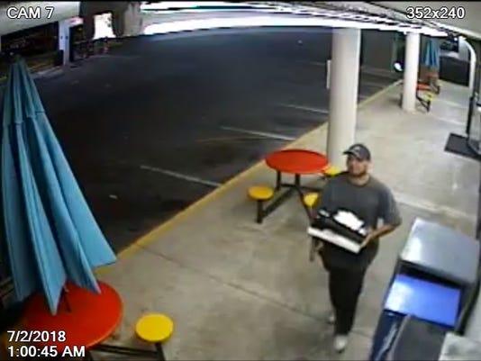 Reno market robbery screen shot