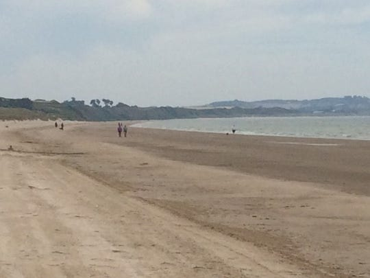 Carracloe Beach