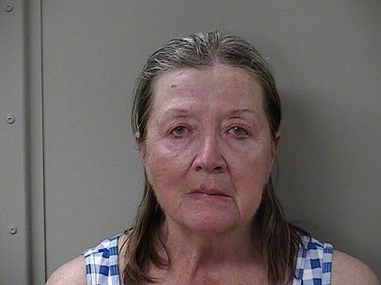 Kathleen Elizabeth Shanahan, 75, of Murfreesboro, was charged with animal cruelty for her involvement in the cat hoarding that led Rutherford County PAWS to rescue 100 cats from a small camper.