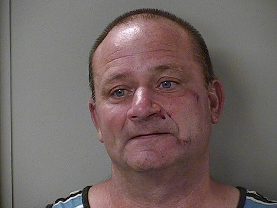 Damian Arthur Cecchini, 53, of Murfreesboro, was charged