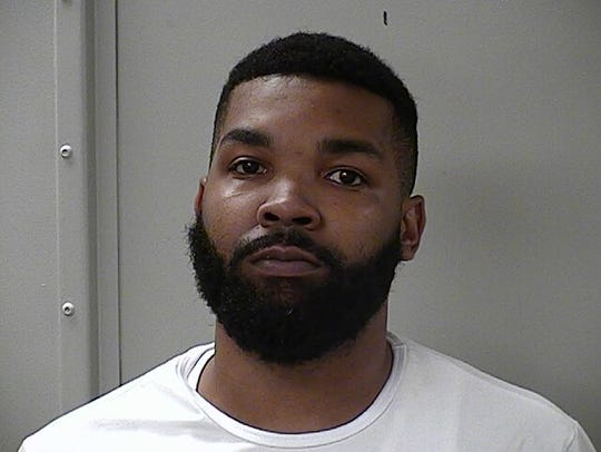 Tavin Ladarrious Barnes, 28, of Cordova, was charged