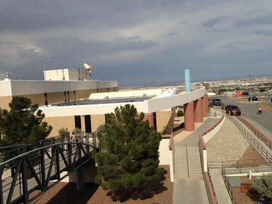The El Paso VA Health Care System's main Medical Center