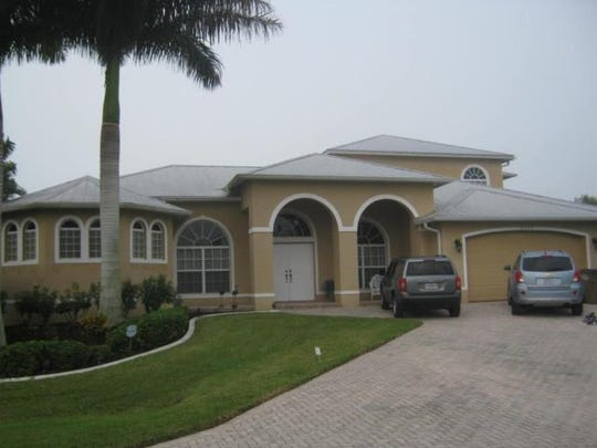 This home at 2132 SE 20th Place, Cape Coral, recently sold for $585,000.