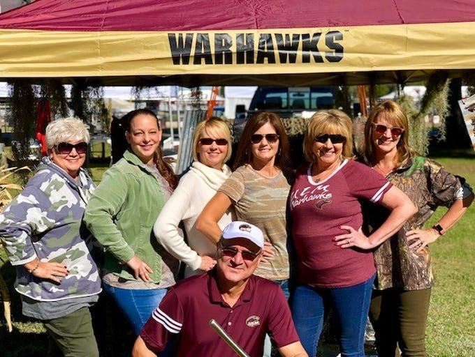 ULM's Chili Cook-Off and tailgate preceded Saturday's