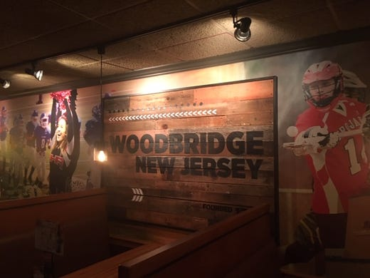 The new Woodbridge Center Applebee's.