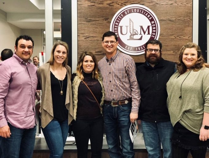 Denim and Diamonds at ULM's Bayou Pointe was a benefit
