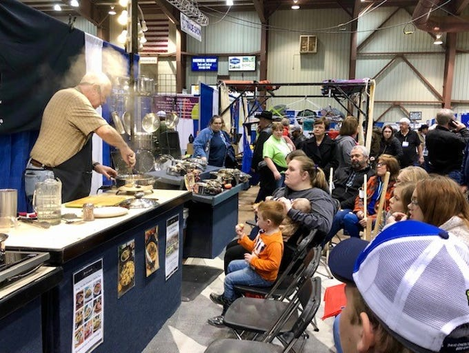 Ag Expo drew in hundreds to see animals and gain insight
