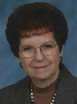 Christine Weinbrenner, 90