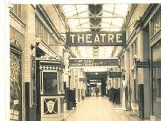 The Arcade Theatre