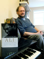 """Asheville resident and author Davis Miller has released his second book which stems from his unique relationship with famous boxer Muhammad Ali, titled """"Approaching Ali."""" Miller has also co-written an opera with the same title."""