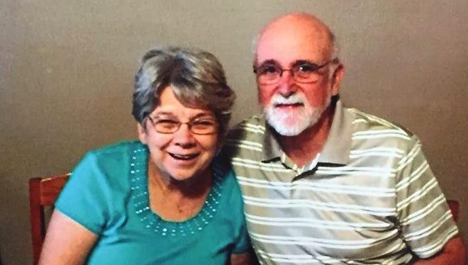 Ron and Cheryl Cochran