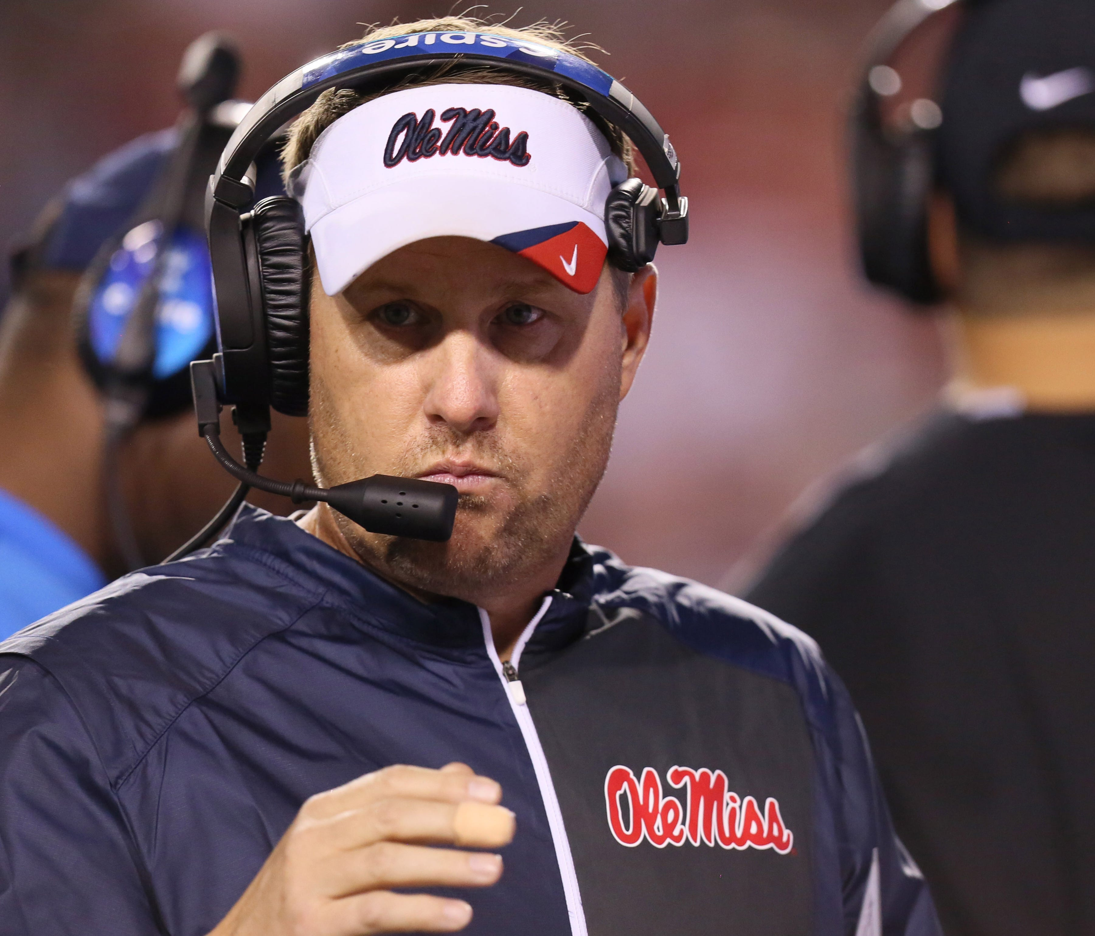 Hugh Freeze was 39-25 in five seasons at Ole Miss
