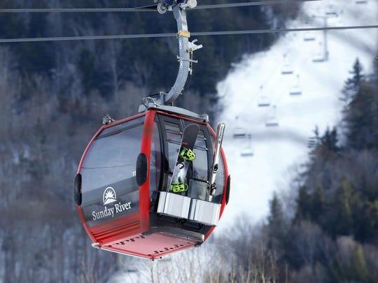 Ski Season New England