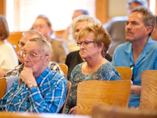 Victims react to James and Thomas Mulholland's sentencing