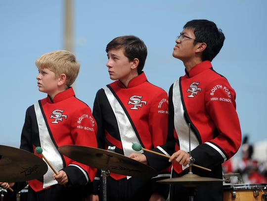 Fifteen bands will perform at Saturday's Crown Jewel