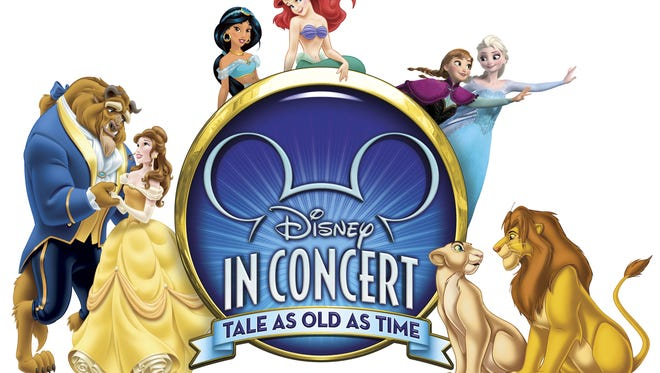 Disney in Concert: A Tale As Old As Time April 28-30 at Taft Theatre.