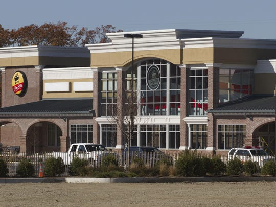 This 75,000-square-foot ShopRite opened across from the Super Foodtown on Route 37 in Toms River in 2011.