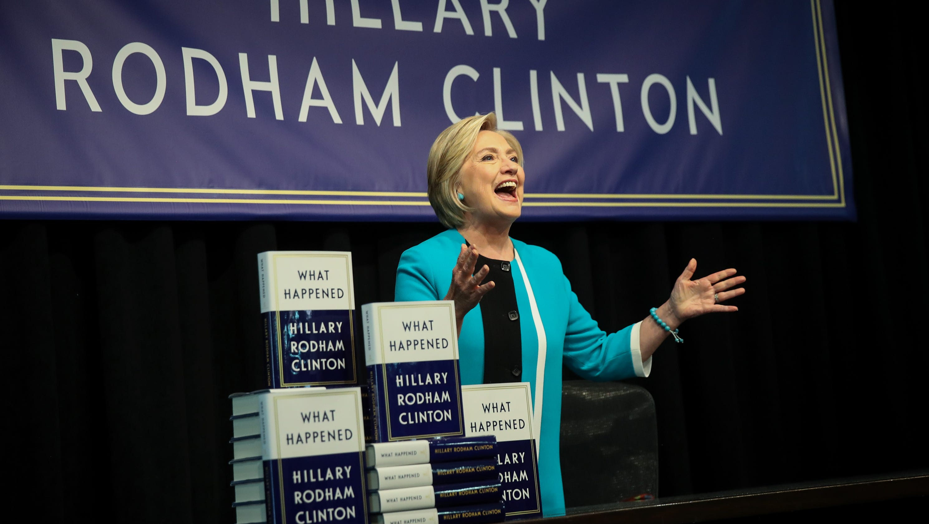 account of the life of hillary rodham clinton Hillary rodham clinton at a round-table discussion on tuesday in monticello, iowa credit doug mills/the new york times the book does not hit shelves until may 5, but already the republican.