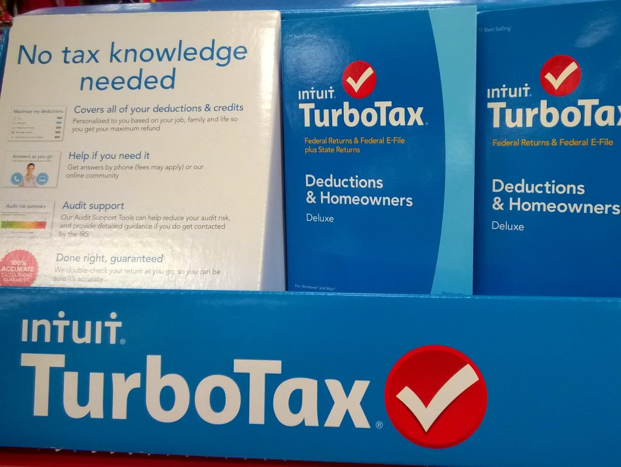 Minnesota state officials are working with Intuit to see if there were security issues with TurboTax.