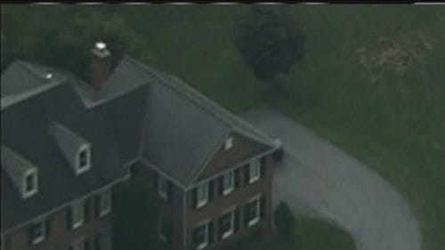 PHOTOS: Bodies found in Potomac house, crashed car