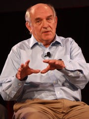 "Charles Murray, co-author, ""The Bell Curve."""