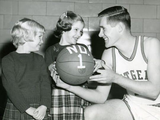 Rutgers' Bob Lloyd