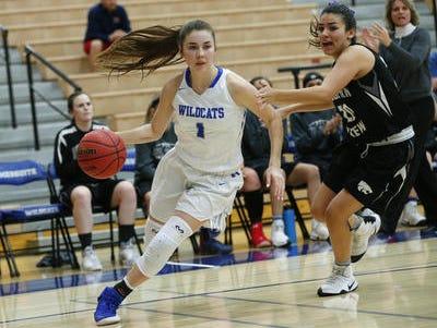 Mesquite junior guard Shaylee Gonzales has been chosen the Gatorade Arizona Girls Basketball Player of the Year.