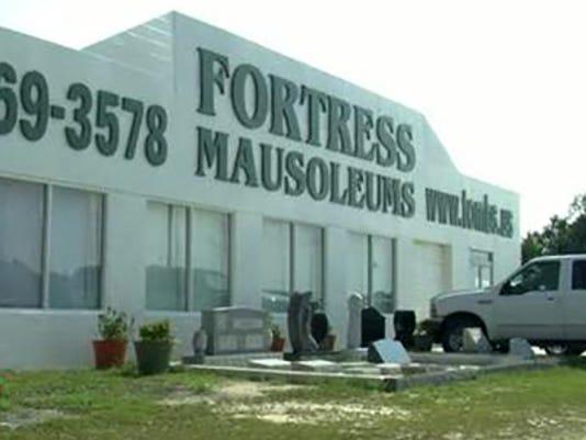 Fortress Mausoleums