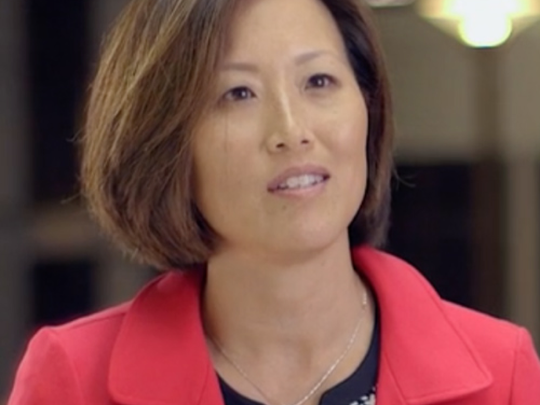 Dr. Betty Chu of Henry Ford Health Systems