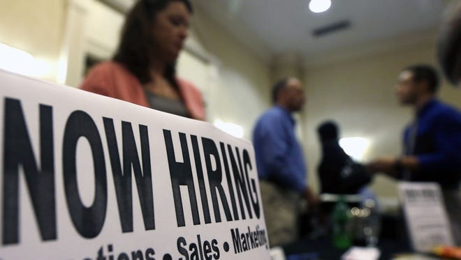 Job growth rebounded in April after cooling the prior month.