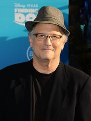 Albert Brooks, with voice-acting chops in 'Finding