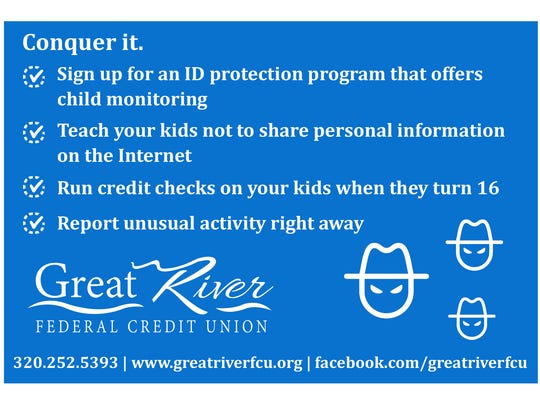 Conquer ID theft
