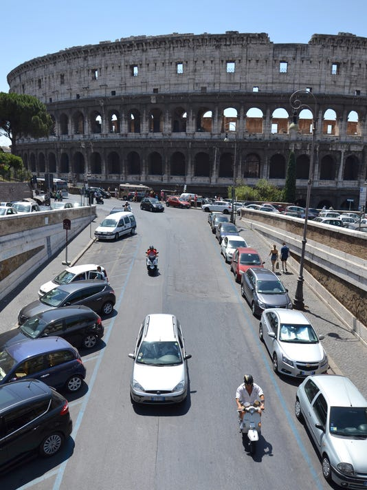 Stealth Traffic Tickets Spoil European Vacations