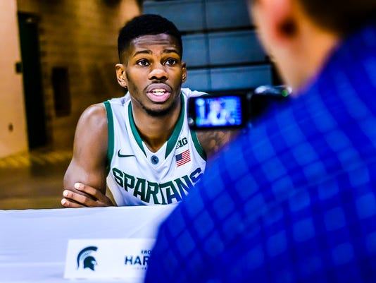 MSU Men's Basketball Media Day