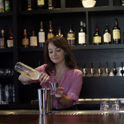 Julia Petiprin, bartender and part owner at Sundry