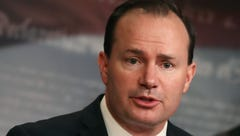 Sen. Mike Lee, R-Utah, is a member of the Senate Judiciary