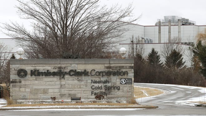 Kimberly-Clark Corp. has a manufacturing facility slated for closure at 1050 Cold Spring Road in Fox Crossing.