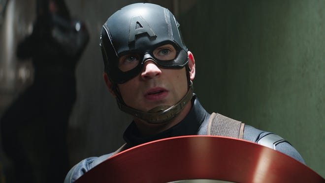 "Steve Rogers (Chris Evans) has to tread carefully everywhere he goes in ""Captain America: Civil War."""