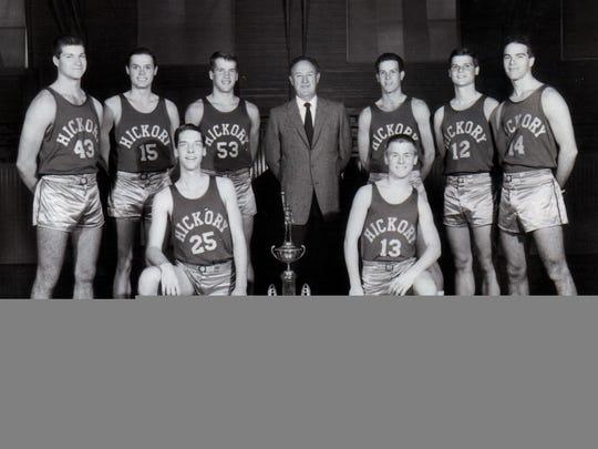 The fictional HIckory team.