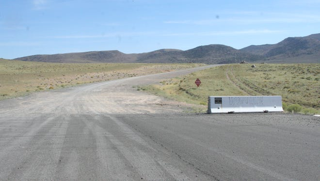 The Nevada Department of Transportation board of directors on Monday approved $43 million for right-of-way improvements to complete USA Parkway.
