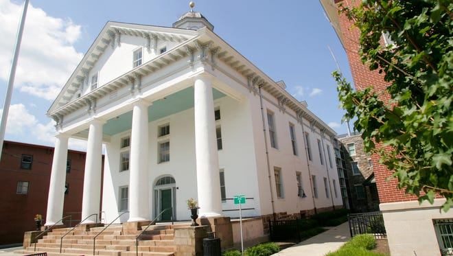 The Flemington Community Partnership wants to start showing films on Friday nights in the Historic Courthouse.