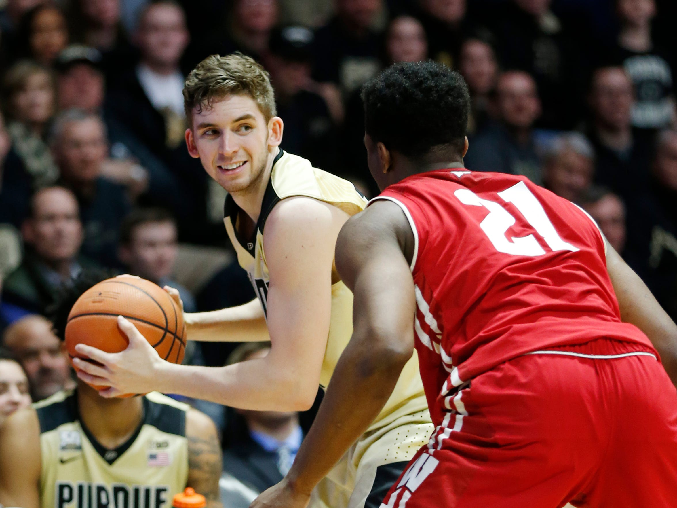 A marijuana charge almost derailed Ryan Cline's Purdue career.