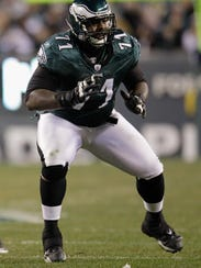 Eagles All-Pro Jason Peters says he isn't done yet.