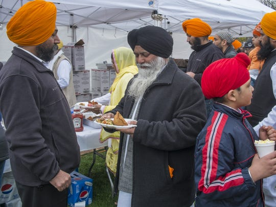 Lansing's Sikh Day Parade & Festival features free food, various vendors and culminates with a parade.