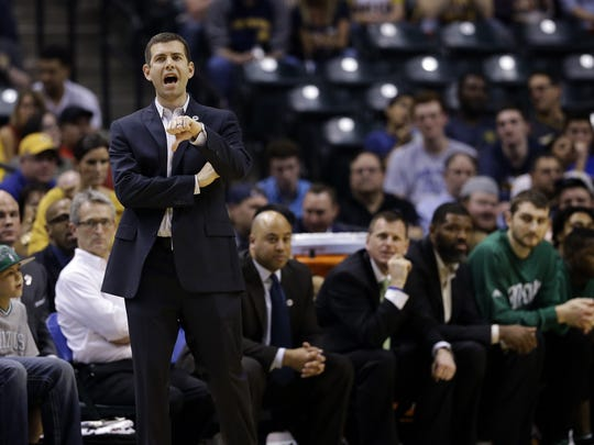 This just in: Brad Stevens can coach.