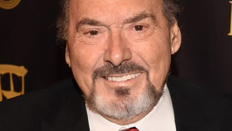 "Actor Joseph Mascolo attends a 50th anniversary celebration for ""Days Of Our Lives""  on Nov. 7, 2015, in Los Angeles."